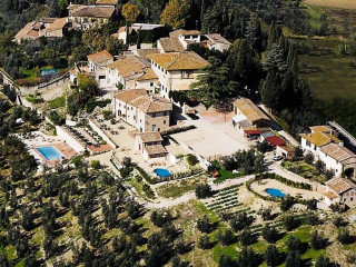 Urlaub Impruneta im Relais Villa L'Olmo