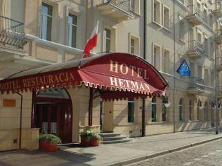 Warschau im Hotel Hetman