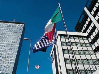 Mailand im Hilton Milan
