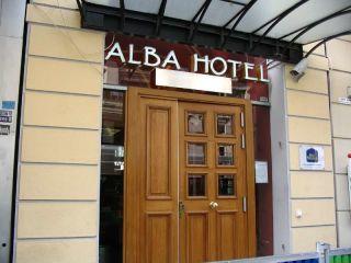 Nizza im Best Western Hôtel Alba