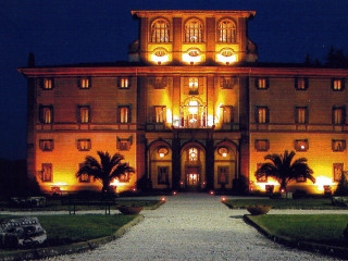 Frascati im Villa Tuscolana Park Hotel
