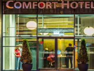 Vilnius im Comfort Hotel LT