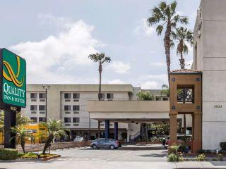 Urlaub Inglewood im Quality Inn & Suites Los Angeles Airport – LAX