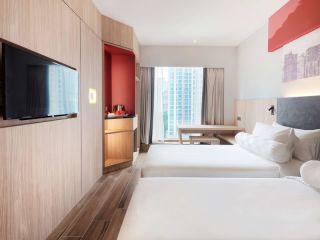 Kuala Lumpur im ibis Kuala Lumpur City Centre Hotel