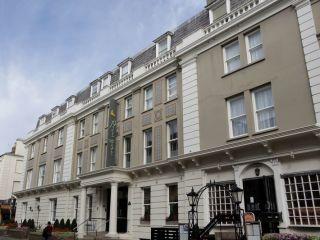St. Helier im Best Western Royal Hotel