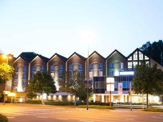 Mönchengladbach im Best Western Plus Crown Hotel