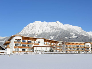 Oberstdorf im Best Western Plus Hotel Alpenhof