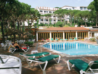 Urlaub Calella de Palafrugell im Hotel Garbí