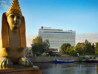 Urlaub Sankt Petersburg im AZIMUT Hotel Saint Petersburg