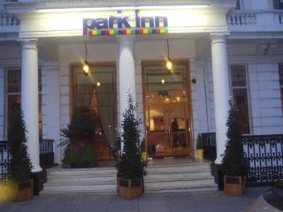 London im Lancaster Gate Hotel Hyde Park