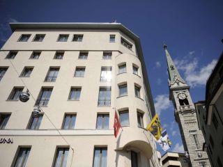 St. Moritz im Art Boutique Hotel Monopol