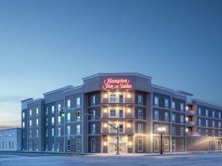 Urlaub Logan im Hampton Inn & Suites Logan