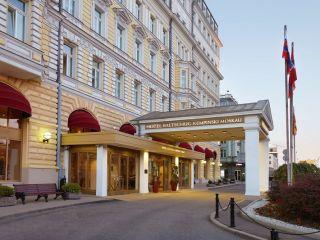 Moskau im Baltschug Kempinski