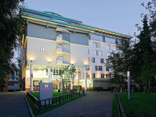 Moskau im Mamaison All-Suites Spa Hotel Pokrovka