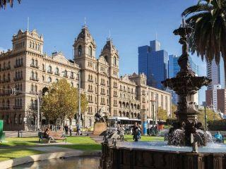 Melbourne im The Hotel Windsor