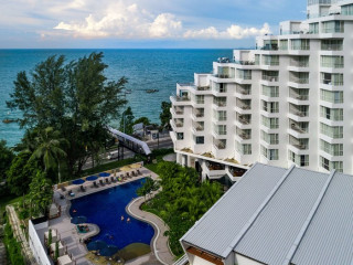 Insel Penang im DoubleTree Resort by Hilton Hotel Penang