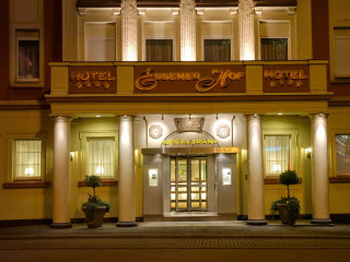 Essen im TOP CityLine Hotel Essener Hof