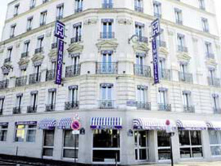 Paris im Hotel At Gare du Nord