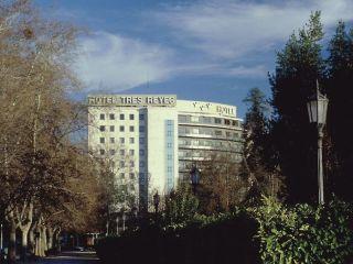 Pamplona im Hotel Tres Reyes