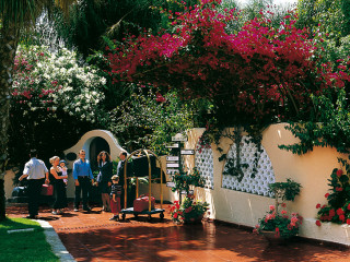 Santa Margherita di Pula im Hotel Bouganville