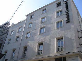 Bukarest im Hotel Central