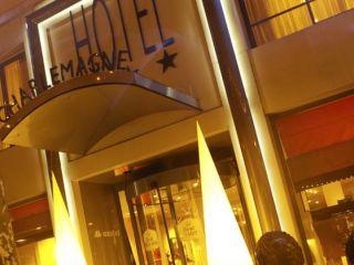 Lyon im Hôtel Charlemagne