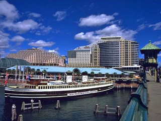 Pyrmont im ibis Sydney Darling Harbour