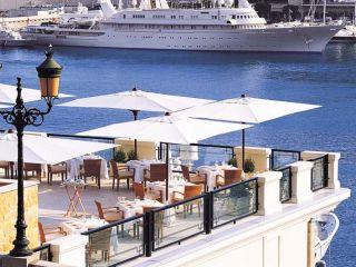 Monte Carlo im Port Palace