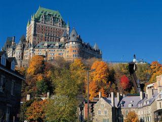 Urlaub Quebec City im Fairmont Le Château Frontenac