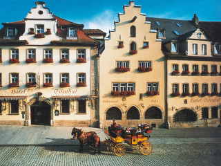 Rothenburg o.d. Tauber im Hotel Eisenhut