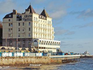 Llandudno im Grand Hotel Llandudno