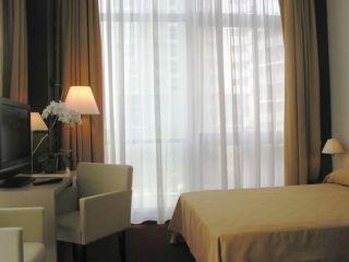 Turin im Art Hotel Olympic