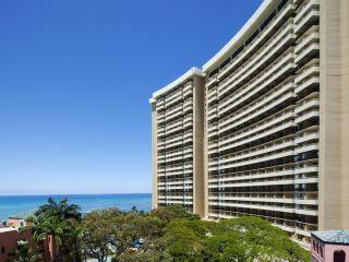 Urlaub Honolulu im Sheraton Waikiki