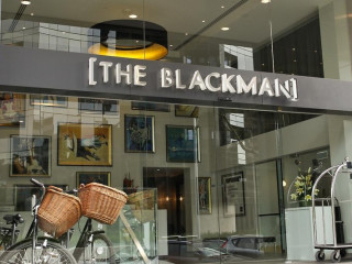 Melbourne im Art Series - The Blackman