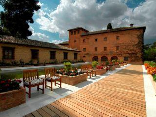 Granada im Parador de Granada
