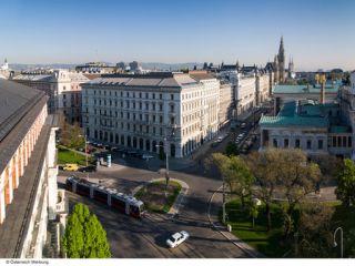 Urlaub Wien im Vienna Marriott Hotel