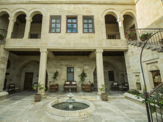 Urlaub Ürgüp im Fresco Cave Suites & Mansions