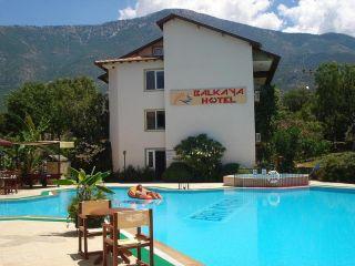 Urlaub Ölüdeniz im Balkaya Hotel