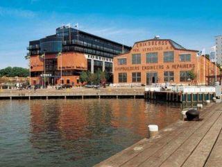 Urlaub Göteborg im Quality Hotel 11 & Eriksbergshallen