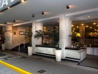Rio de Janeiro im Hotel Savoy Othon