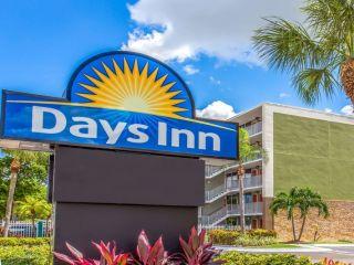 Fort Lauderdale im Days Inn Fort Lauderdale Airport Cruise Port