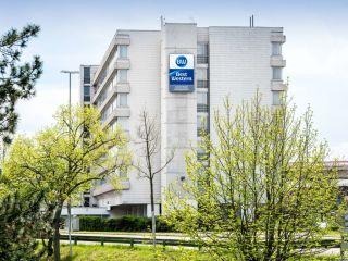 Ludwigshafen im Best Western Leoso Hotel Ludwigshafen
