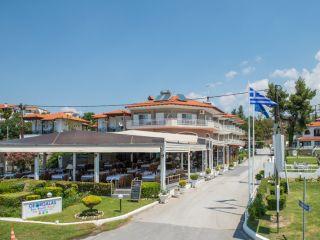 Urlaub Nea Kallikrateia im Georgalas Sun Beach Hotel