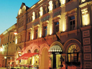 Vilnius im Europa Royale Vilnius Hotel