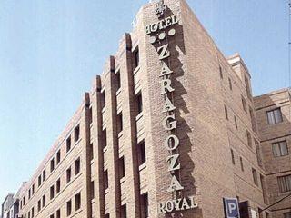 Saragossa im Hotel Zaragoza Royal