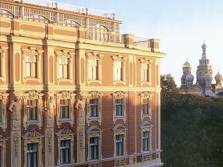 Sankt Petersburg im Belmond Grand Hotel Europe