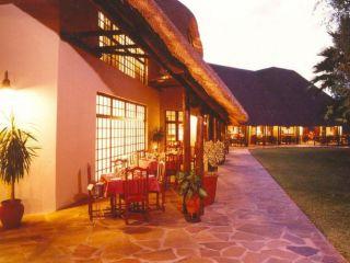 Etosha Nationalpark im Mokuti Etosha Lodge