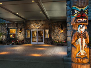 Anchorage im Coast International Inn