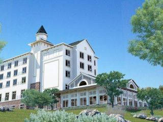 Pigeon Forge im Dollywood's DreamMore Resort