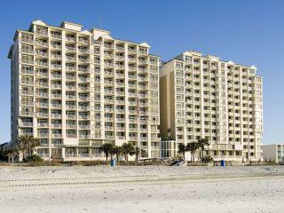 Myrtle Beach im Hampton Inn & Suites Myrtle Beach Oceanfront